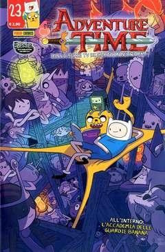 Copertina ADVENTURE TIME n.23 - PANINI TIME 23, PANINI COMICS