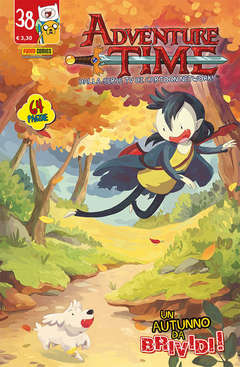 Copertina ADVENTURE TIME n.38 - PANINI TIME 38, PANINI COMICS