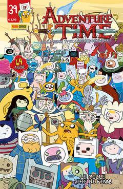 Copertina ADVENTURE TIME n.39 - PANINI TIME 39, PANINI COMICS