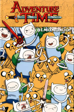 Copertina ADVENTURE TIME COLLECTION n.12 - BIMOMONDO!, PANINI COMICS