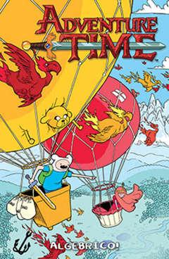 Copertina ADVENTURE TIME COLLECTION n.4 - ALGEBRICO!, PANINI COMICS