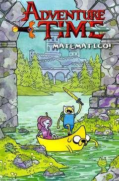 Copertina ADVENTURE TIME COLLECTION n.7 - MATEMATICO!, PANINI COMICS
