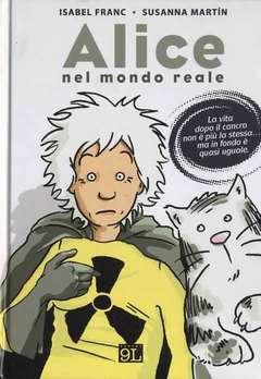 Copertina ALICE NEL MONDO REALE n.0 - ALICE NEL MONDO REALE, PANINI COMICS