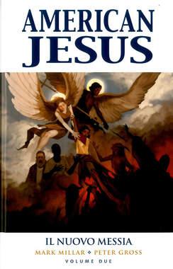Copertina AMERICAN JESUS (m3) n.2 - IL NUOVO MESSIA, PANINI COMICS