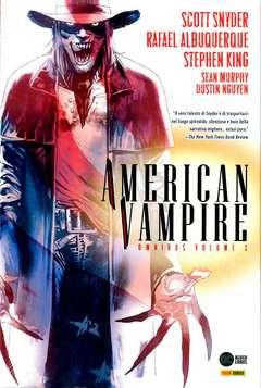 Copertina AMERICAN VAMPIRE n.1 - AMERICAN VAMPIRE, PANINI COMICS