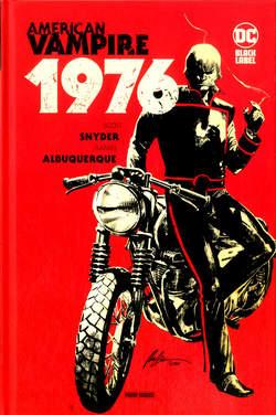 Copertina AMERICAN VAMPIRE 1976 n. - AMERICAN VAMPIRE 1976, PANINI COMICS