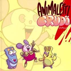 Copertina ANIMALETTI CRUDI n. - ANIMALETTI CRUDI, PANINI COMICS
