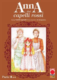 Copertina ANNA DAI CAPELLI ROSSI (m3) n.3 - ANNA DAI CAPELLI ROSSI, PANINI COMICS