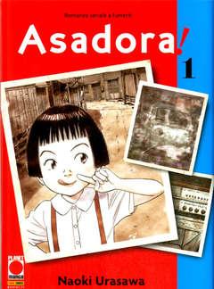 Copertina ASADORA! Ristampa n.1 - ASADORA! Ristampa, PANINI COMICS