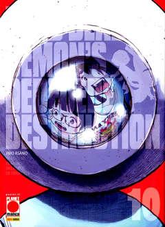 Copertina ASANO COLLECTION n.31 - DEAD DEAD DEMON'S - DEDEDEDE DESTRUCTION 10, PANINI COMICS