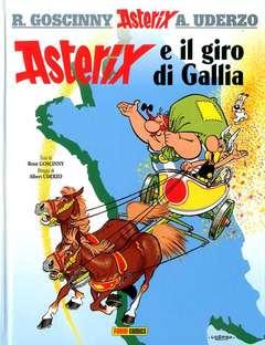 Copertina ASTERIX (1/35) Ristampa n.5 - ASTERIX E IL GIRO DI GALLIA, PANINI COMICS