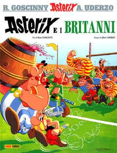 Copertina ASTERIX COLLECTION n.11 - ASTERIX E I BRITANNI, PANINI COMICS