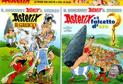 Copertina ASTERIX COLLECTION n.5 - ASTERIX IL GALLICO + ASTERIX E IL FALCETTO D'ORO, PANINI COMICS