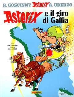Copertina ASTERIX COLLECTION n.8 - ASTERIX E IL GIRO DI GALLIA, PANINI COMICS