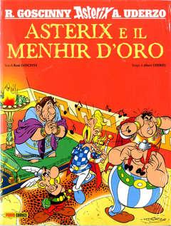 Copertina ASTERIX GLI SPECIALI Bross. n.8 - ASTERIX E IL MENHIR D'ORO, PANINI COMICS