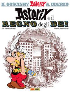 Copertina ASTERIX Spillato n.7 - ASTERIX E IL REGNO DEGLI DEI, PANINI COMICS