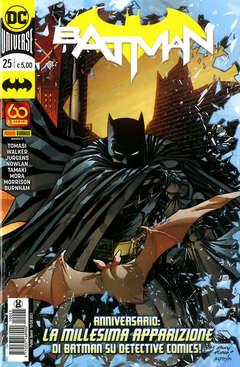 Copertina BATMAN n.25 - BATMAN, PANINI COMICS