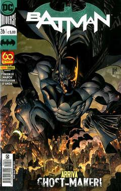 Copertina BATMAN n.26 - BATMAN, PANINI COMICS