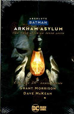 Copertina BATMAN ARKHAM ASYLUM n. - ARKHAM ASYLUM + Cofanetto, PANINI COMICS