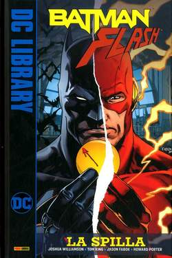 Copertina BATMAN/FLASH LA SPILLA n. - BATMAN/FLASH: LA SPILLA, PANINI COMICS