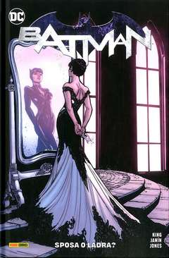 Copertina BATMAN Rebirth Collection n.6 - SPOSA O LADRA, PANINI COMICS