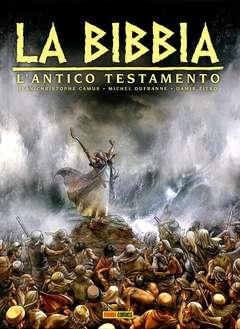 Copertina BIBBIA n.1 - ANTICO TESTAMENTO, PANINI COMICS