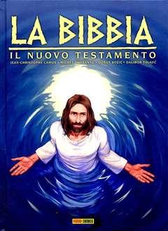 Copertina BIBBIA n.2 - NUOVO TESTAMENTO, PANINI COMICS
