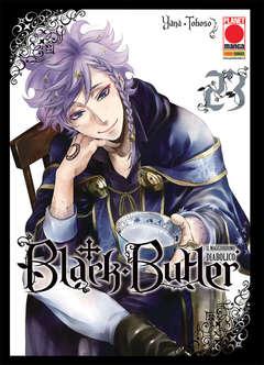 Copertina BLACK BUTLER n.23 - BLACK BUTLER, PANINI COMICS