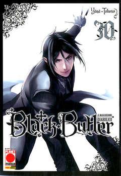 Copertina BLACK BUTLER n.30 - BLACK BUTLER, PANINI COMICS