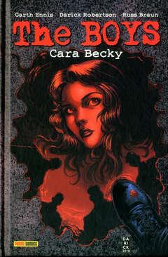 Copertina BOYS CARA BECKY n. - THE BOYS: CARA BECKY, PANINI COMICS