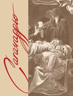 Copertina CARAVAGGIO Artist Edition n.1 - LA TAVOLOZZA E LA SPADA, PANINI COMICS