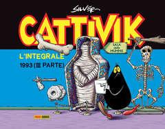 Copertina CATTIVIK L'INTEGRALE n.10 - CATTIVIK L'INTEGRALE, PANINI COMICS