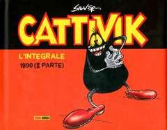 Copertina CATTIVIK L'INTEGRALE n.3 - 1990 (III PARTE), PANINI COMICS