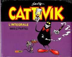 Copertina CATTIVIK L'INTEGRALE n.8 - 1992 (III Parte), PANINI COMICS