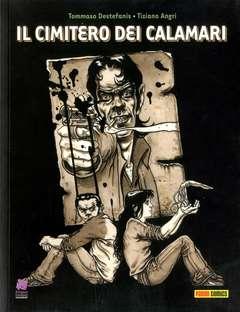 Copertina CIMITERO DEI CALAMARI n.0 - IL CIMITERO DEI CALAMARI, PANINI COMICS