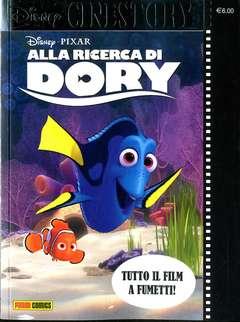 Copertina CINESTORY n.6 - ALLA RICERCA DI DORY, PANINI COMICS