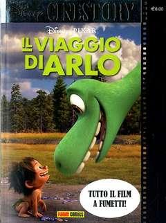 Copertina CINESTORY n.3 - IL VIAGGIO DI ARLO, PANINI COMICS
