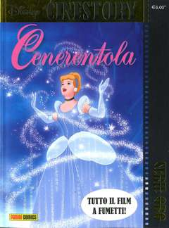 Copertina CINESTORY ORO n.2 - CENERENTOLA, PANINI COMICS