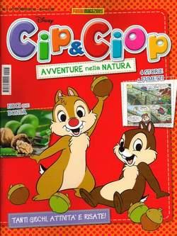 Copertina CIP & CIOP n.5 - CIP & CIOP, PANINI COMICS