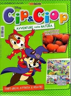 Copertina CIP & CIOP n.6 - CIP & CIOP, PANINI COMICS