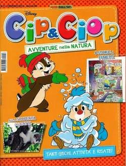Copertina CIP & CIOP n.8 - CIP & CIOP, PANINI COMICS
