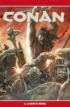Copertina CONAN n.11 - LA MANO DI NERGAL, PANINI COMICS