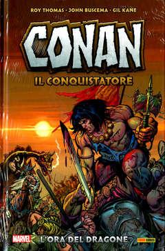 Copertina CONAN IL CONQUISTATORE L'ORA.. n. - L'ORA DEL DRAGONE, PANINI COMICS