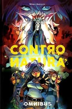 Copertina CONTRONATURA OMNIBUS n. - CONTRONATURA OMNIBUS, PANINI COMICS
