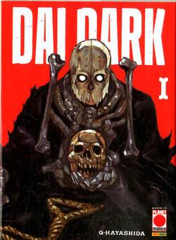 Copertina DAI DARK n.1 - DAI DARK 1, PANINI COMICS