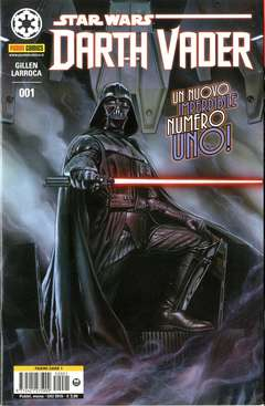 Copertina DARTH VADER n.1 - DARTH VADER - Cover Regular by ADI GRANOV, PANINI COMICS
