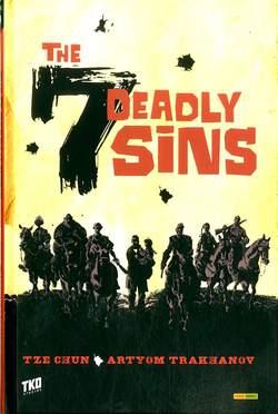 Copertina 7 DEADLY SINS n. - THE 7 DEADLY SINS, PANINI COMICS