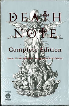 Copertina DEATH NOTE Complete Edition n. - DEATH NOTE - Complete Edition, PANINI COMICS