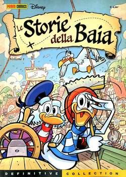 Copertina DEFINITIVE COLLECTION n.13 - STORIE DELLA BAIA 1, PANINI COMICS