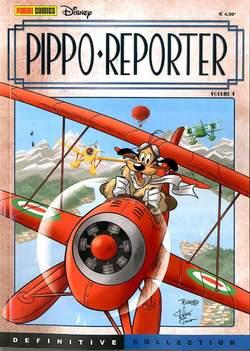 Copertina DEFINITIVE COLLECTION n.15 - PIPPO REPORTER 4 (m4), PANINI COMICS